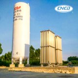 De vloeibare Tank van de Opslag van de Kooldioxide van de Tank van de Opslag van Co2 Cryogene Vloeibare