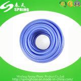 Melhor mangueira de jardim plástica de venda azul do PVC da alta pressão