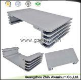 De aangepaste het Gieten van de Auto Uitdrijving Heatsink van het Aluminium