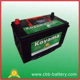 105D31L (12V90Ah) 잡종에 의하여 밀봉되는 Mf 재충전용 자동 자동차 배터리