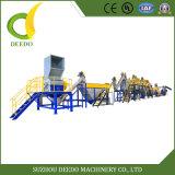 PE van pp het Plastiek die van het Afval van pvc van het Huisdier Pelletiserend Machine recycleren