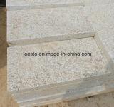 Golden Beige G682 y baldosas de granito granito pavimentadora