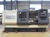Tuyau de CNC La machine à fileter Tour CNC Horizontal (QK1325)