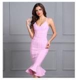 女性セクシーな服の方法包帯の服
