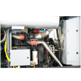 Compresor de aire accionado por el motor diesel móvil para la explotación minera