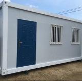 20FT het Vlakke het Leven van het Pak Mobiele Huis van uitstekende kwaliteit van de Container van het Huis