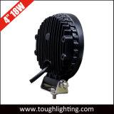 4 인치 18W 농업 기계장치를 위한 둥근 Epistar LED 일 램프