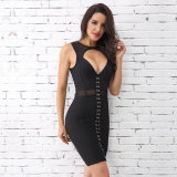 Black Dress Cocktail Dress Ladies Party Dress