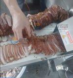 Prosciutto Salami Deli automatique industrielle de viande cuite Slicer tranchage la machine