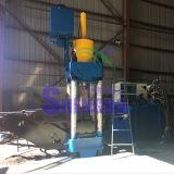 Scissel van het aluminium breekt de Machine van de Briket met Vierkant Blok af