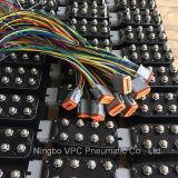 Valvola del collettore di velocità Vvu4f dell'interruttore della sospensione dei sacchetti di aria dei compressori d'aria del bicromato di potassio 480