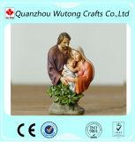 Figurine religioso della decorazione del commercio all'ingrosso domestico della resina