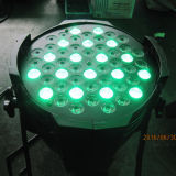 China DMX 512 54X3W RGBW PAR LED Luz Can