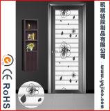 Film de PVC de constructeur de feuille pour la décoration de porte et de mur