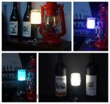 침실 또는 거실 훈장을%s 다채로운 LED 컵 밤 빛