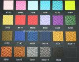 кожа драпирования PU прибытия 0.7mm новая для тетради (Y83-86)
