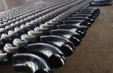 Acessórios para tubos de aço carbono Cotovelo sem costura