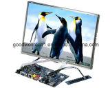 """12.1 """" модулей LCD открытой рамки с сенсорным экраном 4 проводов сопротивляющим"""