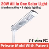 Straßenlaterne-Fabrik-Preisliste der Shenzhen-Leistungs-LED
