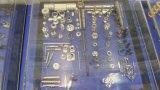 黄銅、鋼鉄、骨ねじを処理するチタニウムの合金の歯科プラントのためのBS205 Tsugami CNCの旋盤
