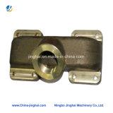 Precisão de equipamentos de usinagem CNC Peças forjadas de latão de Conjuntos de automático