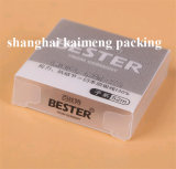 Contenitore piegante di PVC di caso del pacchetto della plastica mobile all'ingrosso della radura per i telefoni mobili di Samsung