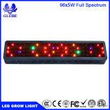 100W 독점적인 LED Dimmable Hydroponic 플랜트는 온실 정원을%s 가볍게 증가한다