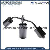 Matériau d'isolation solide Testeur de déformation chaude / Appareil électronique de pression de balle