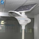Nuovo tutti in un indicatore luminoso di via solare con il comitato registrabile per il mercato degli Stati Uniti