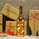 Солнцецвет моделируя батарею AAA освещает подарки празднества венчания партии бутылки шнура