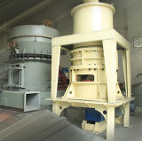 Three-Ring Micro Grinder Mill für Powder Grinding