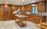 Küche-Möbel-festes Holz-Küche-Schrank