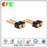 Passo femminile del connettore di Pin di Pogo del TUFFO 3.0mm per il PWB