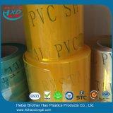 De vrije Broodjes van het Gordijn van de Strook van pvc van het anti-Insect van de Steekproef Gele Duidelijke Vlotte