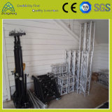 Fardo de alumínio da iluminação do Spigot do equipamento do estágio do fardo do fabricante do fardo