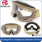 Os fabricantes da China Airsoft grossista estrutura TPU Lentes de óculos balístico de PC