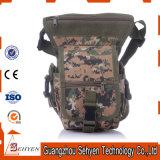 Course de petite capacité d'alpinisme augmentant le sac à dos d'armée de camouflage