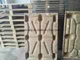1000x1200mm palete de madeira comprimido