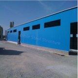 Estructura de acero prefabricados edificio con aislamiento