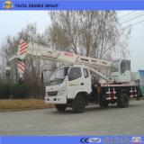 La mejor calidad grúa móvil del carro del grupo de Tavol de 10 toneladas de China a las ventas