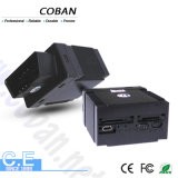 Dati dell'inseguitore OBD II OBD dell'automobile GSM/GPRS/GPS del veicolo della fascia del quadrato di Coban GPS Trackertk306A