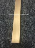 6063 de goud Geanodiseerde Uitdrijving van het Aluminium