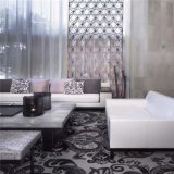 Bon modèle d'écran arabe de panneau en métal de partition de restaurant