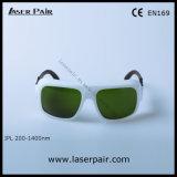 Wellenlänge schützen: 200-1400nm IPL Sicherheits-Schutzbrillen für IPLmaschinen mit justierbarem Frame36