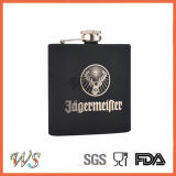 DSC_0028 acero inoxidable Cobre whisky frasco de vacío / Impresión Licor Petaca