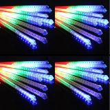 屋外の屋内LEDの流星ライト