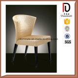 模倣された木製の穀物が付いている米国式アルミニウムレストランの椅子