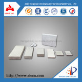Brique métallisée de carbure de silicium de nitrure du silicium T-4