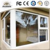 La Chine UPVC personnalisé par fabrication Windowss fixe