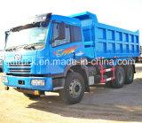 30 toneladas de nuevo J5P FAW carro de vaciado de 6X4